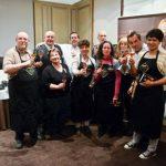 Concours Champagne en Cuisine : quelques photos en attendant le vrai récit !