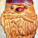Pain viennois Père-Noël pour un Joyeux Noël !