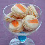 Macarons à la clémentine corse