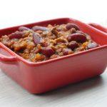 Chili con Carne d'hiver à la non saison des tomates