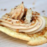 Tuiles au foie gras, inspiration Benoit Molin