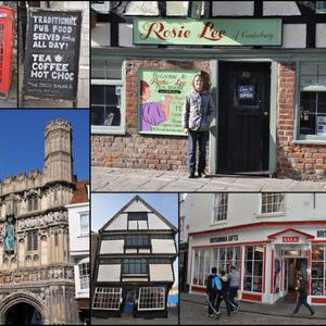 in Canterbury, Clacton on Sea, Colchester and Dedham