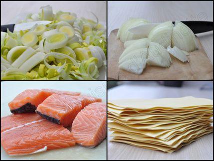 lasagne saumon poireaux 1