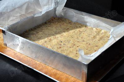 biscuits au noix de pecan cru