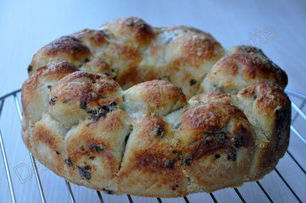 pull apart bread oignon lardon 4