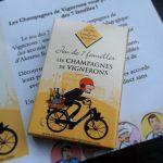 Quizz : jeu des 7 familles «Les Champagnes de Vignerons»