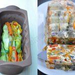 Terrine de légumes confits