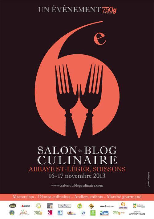 Salon du Blog Culinaire de Soissons : bientôt la 6ème édition !