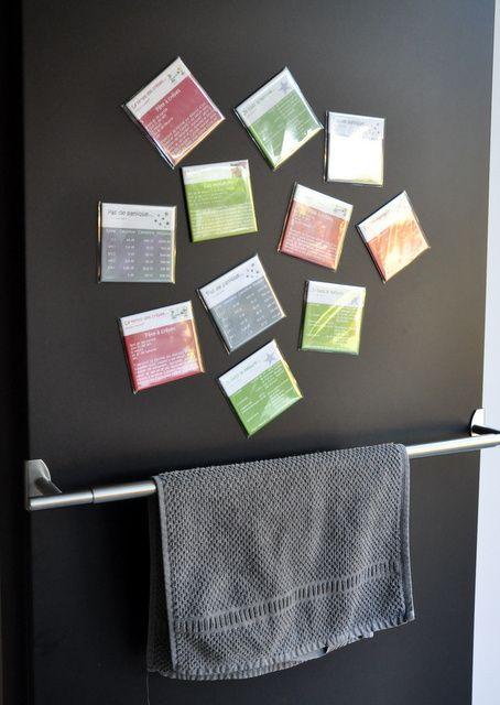 Les magnets Lulucréation, une déco fun et utile dans la cuisine ! [concours inside]