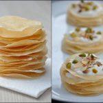 Pastillas au lait et fleur d'oranger