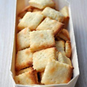 Crackers au parmesan