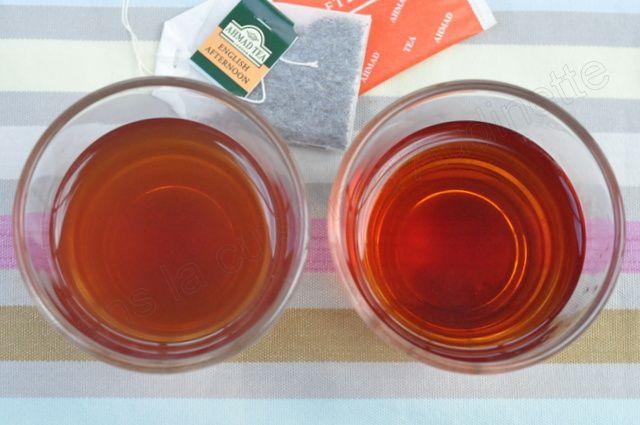 Aspic sucré à l'eau filtrée Brita®