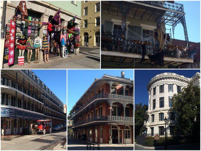Boulettes de poulet cajun et balade à New Orleans