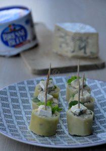 cannellonis au Bresse Bleu