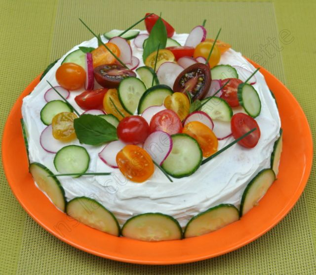 Sandwitch cake