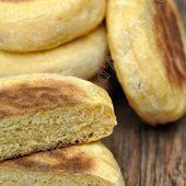 Petits pains à la courge muscade cuits à la poêle - Dans la cuisine d'Audinette