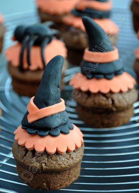 Muffins d'Halloween
