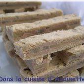 Mini-sandwiches au foie gras et artichaut - Dans la cuisine d'Audinette