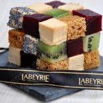 Rubik's cube au foie gras Labeyrie