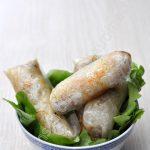 Nems aux crevettes (au four)