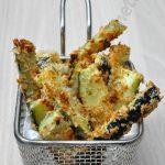 Frites de courgettes au four (vegan)