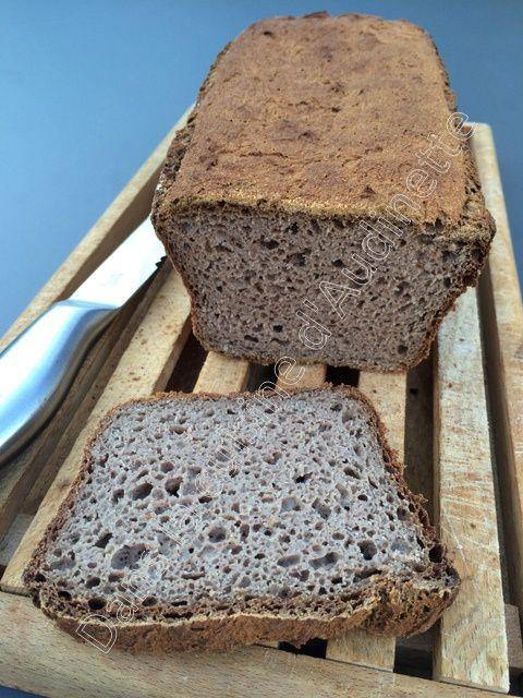 Le pain sans gluten de ma copine Isa