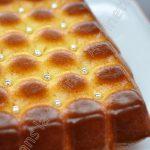 Gâteau cosy, moelleux, au lait concentré sucré