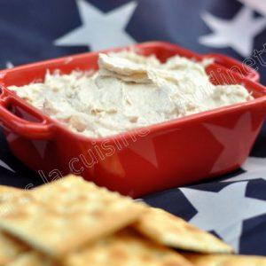 Creamy Chili Tuna dip – Dip thon philadelphia comme aux States