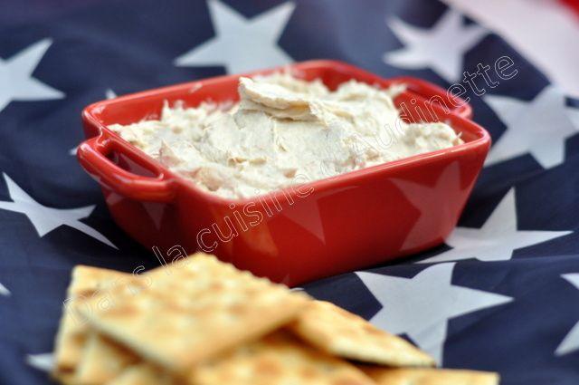 Creamy Chili Tuna dip - Dip thon philadelphia comme aux States