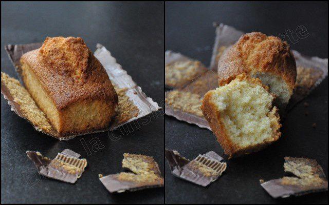 Petits cakes au beurre noisette
