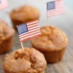 Muffins aux pommes et au buttermilk (lait fermenté)