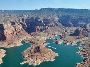 Road Trip Ouest américain partie 3 : Page (lac Powell, Antelope Canyon, Horseshoe Bend)