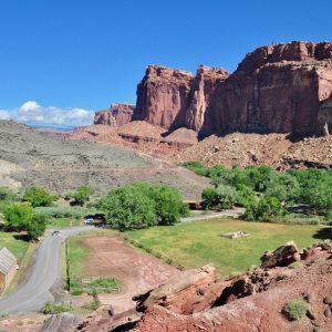 Road Trip Ouest américain partie 5 : Capitol Reef, Scenic 12, Bryce Canyon et Zion