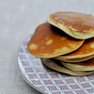 Pancakes cétogènes (low carb)
