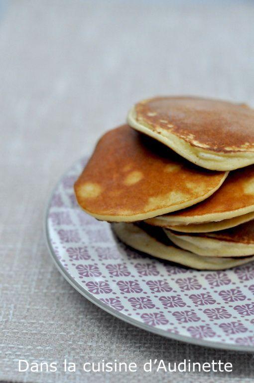 Pancakes/blinis cétogène (low carb)
