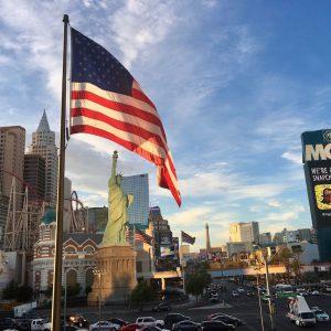 Road Trip Ouest américain partie 6 : Las Vegas
