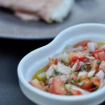 Sauce vierge, pour accompagner vos poissons