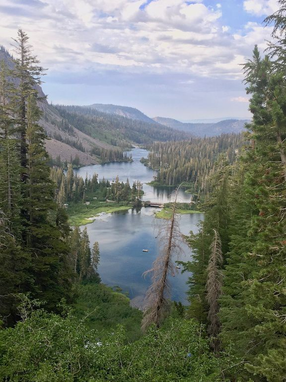 Road Trip Ouest américain partie 8 : Mammoth Lake, Mono Lake et Bodie
