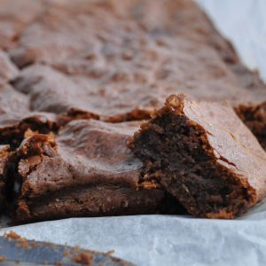 Moelleux chocolat coco sans gluten
