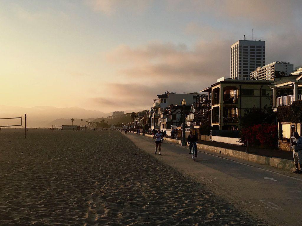 Road Trip Ouest américain partie 12 - the end : Los Angeles