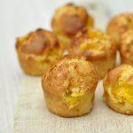 Mini muffins aux pommes sans chichi
