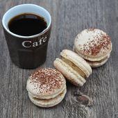 Macarons au café - Dans la cuisine d'Audinette