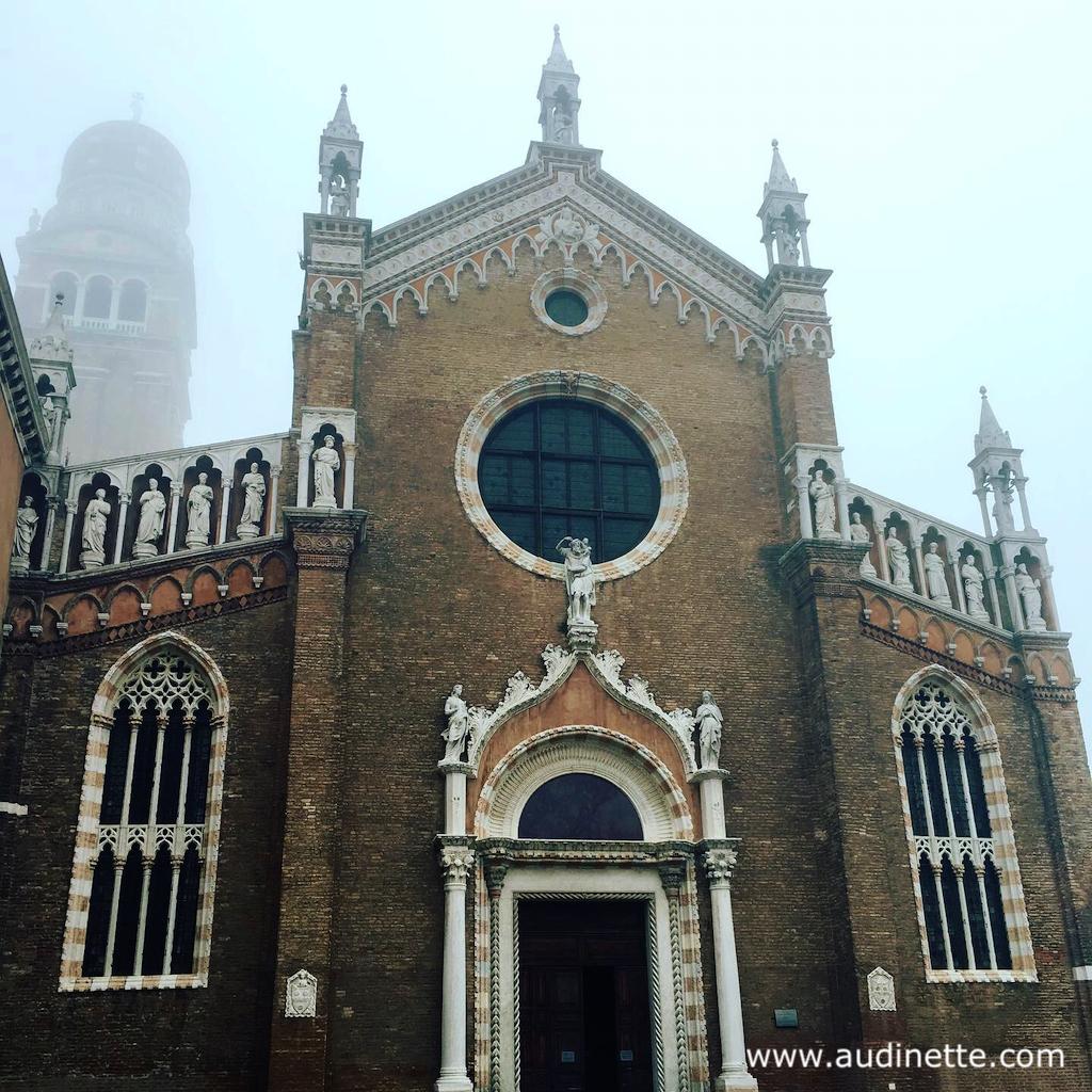 La cathédrale Madonna delle orto Venise