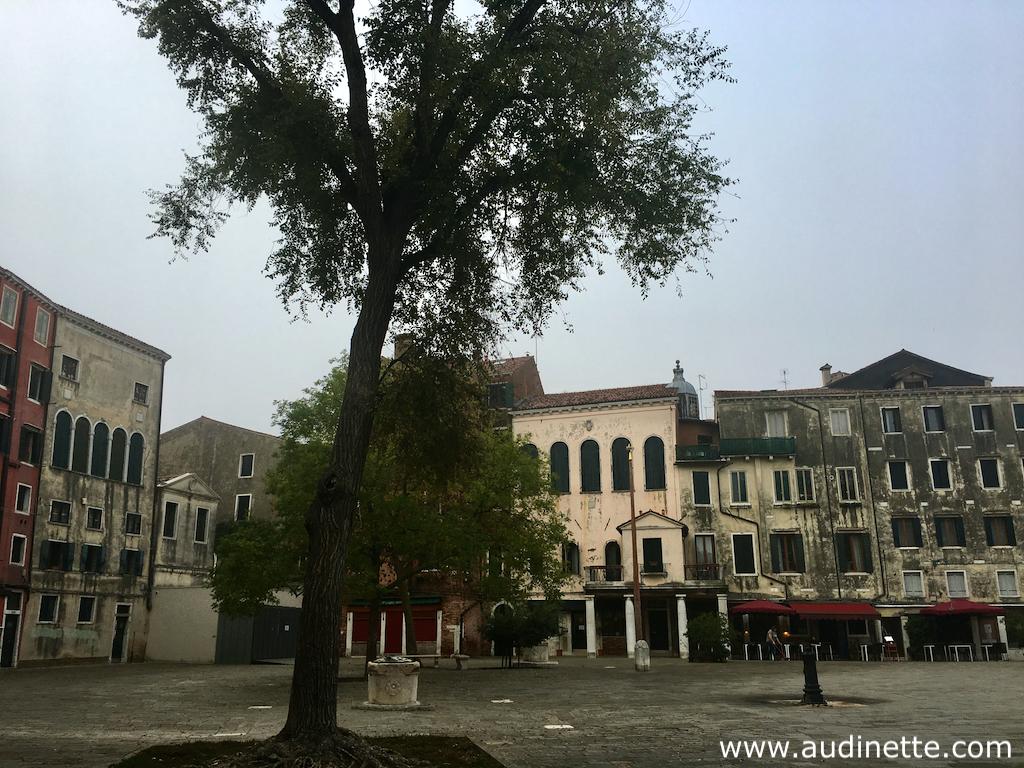 Campo del Ghetto Novo Venise