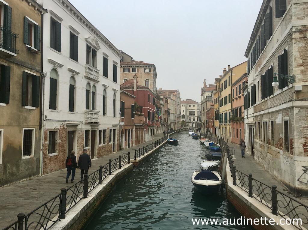 quartier de Santa Croce Venise