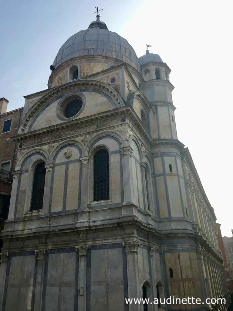 église Santa Maria dei Miracoli