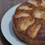 Gâteau aux pommes et au citron vert (IG bas)