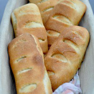 Petits pains farcis à la viande